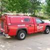 Vucan Termite & Pest Control Vehichle