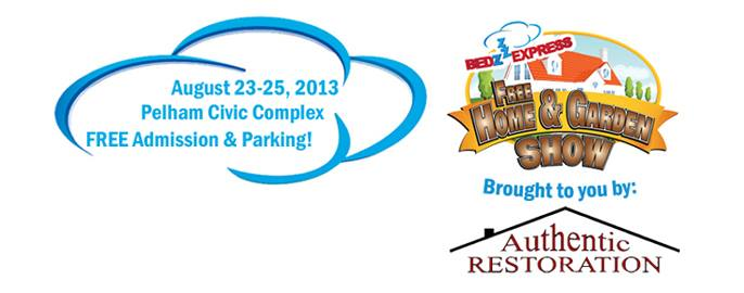 Home and Garden Show 2013 Logo