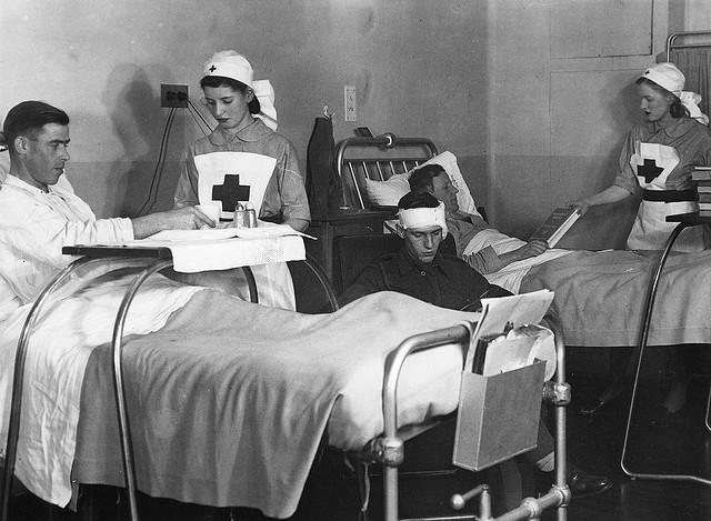 American Red Cross VT